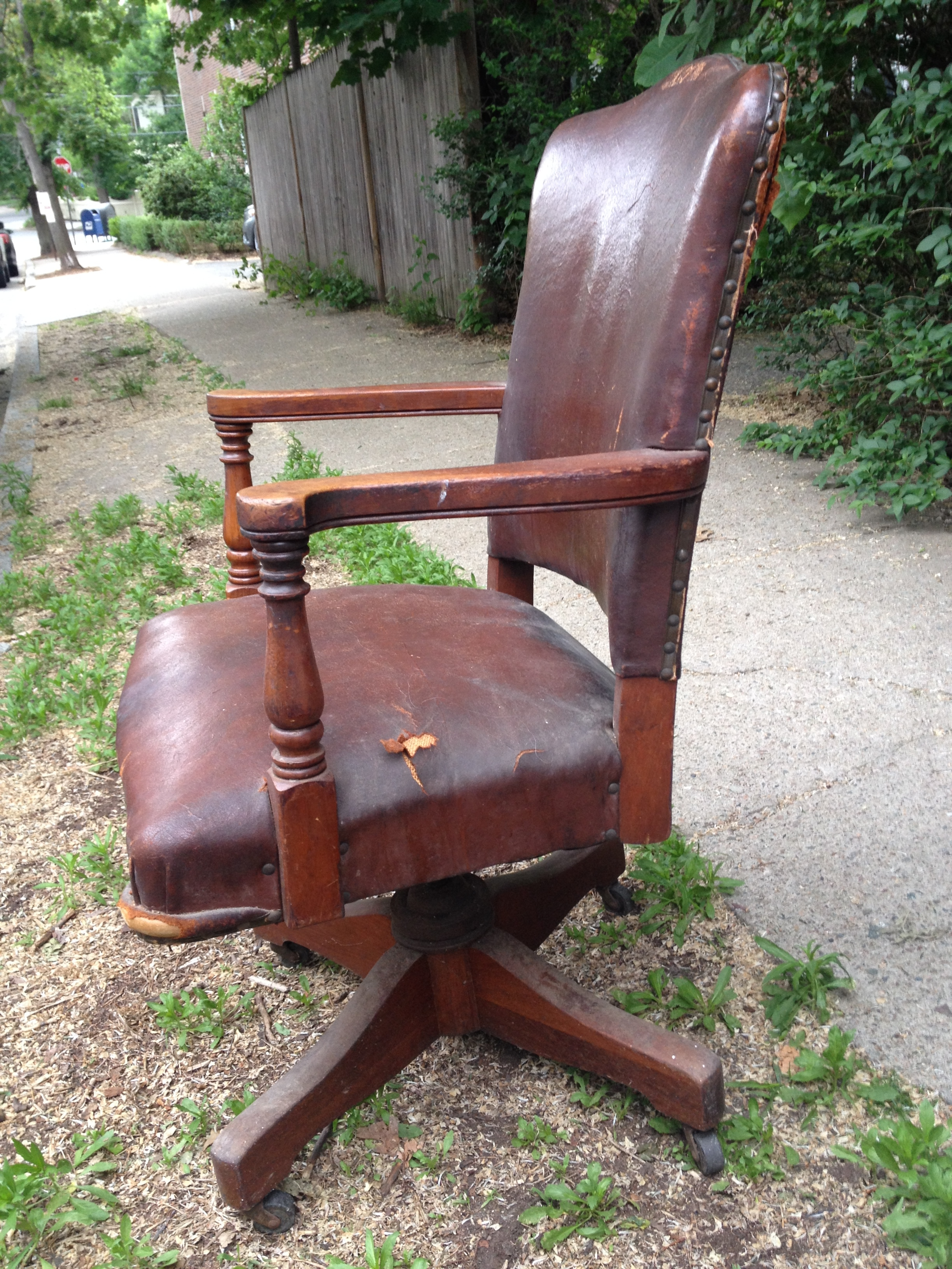 My Gunlocke Chair Office Business Furniture Wayland Ny